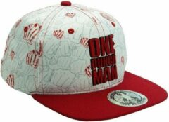 ABYSTYLE One Punch Man Fists Snapback Cap