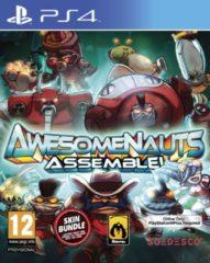 Awesomenauts assemble (Skin bundle pack) (PlayStation 4)