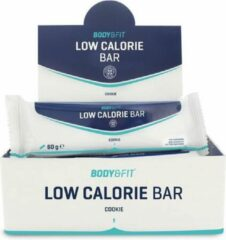 Body & Fit Low Calorie Bars - Maaltijdvervangende eiwitreep - 1 box (12 eiwitrepen) - Cookie