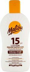 Huismerk Malibu Zonnebrand Lotion SPF 15 - 400 ml