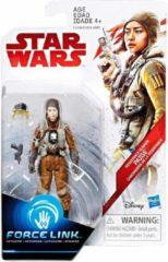 Huidskleurige Hasbro Star Wars The Last Jedi - Paige - Force Link