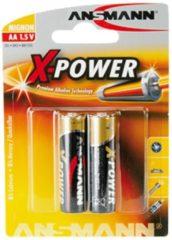 Ansmann Energy Ansmann X-POWER Mignon AA - Batterie 2 x AA-Typ Alkalisch 5015613