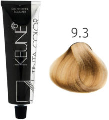 Keune - Tinta Color - 9.3 Zeer Licht Goudblond - 60 ml