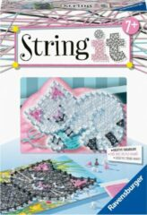 Blauwe Ravensburger String IT Cats
