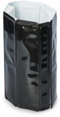 Zilveren VacuVin Vacu Vin Actieve Wijnkoeler - Zwart