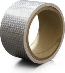 WRM Reflecterende tape - wit - 3cm x 500cm