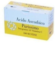 Codefar Acido ascorbico purissimo 100 bustine igis