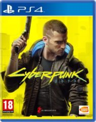 CD Projekt RED Cyberpunk 2077 - Day One Edition - PS4