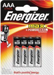 Energizer EN-53541022800 Alkaline Batterij Aaa 1.5 V Max 8-blister