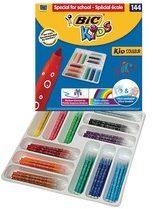 BIC Viltstiften Kids Kleurenassortiment 144 Stuks