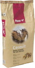 Pavo Cerevit - Paardenvoer - 15 kg