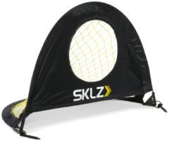 Zwarte SKLZ Precision Pop Up Goal - Verstelbaar - 183 x 122 cm