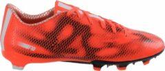 Adidas F10 FG - Voetbalschoenen - Mannen - Maat 44 - Oranje/Wit/Zwart