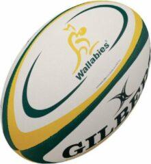 Groene Gilbert Official Wallabies/Australia Replica rugbybal