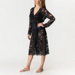 PrimaDonna Kimono met kant Prima Donna soie belle-Zwart-42