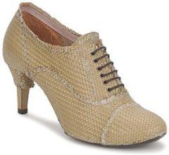 Beige Low Boots Premiata 2851 LUCE