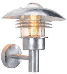 Grijze KS Verlichting KS-verlichting Wandlamp Riga