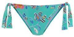 Blauwe Sunseeker Bikinibroekje »Jam«, opzij te strikken