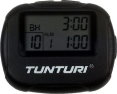 Zwarte Tunturi Interval Timer - Fitness Timer - Interval Stopwatch