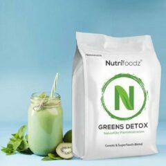 Groene Nutrifoodz Greens Detox® Superfood - 100% Vegan - 60 porties