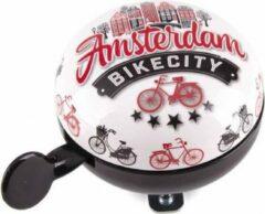 Rode Matix - Fietsbel - Amsterdam bike city
