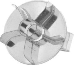 STERNSTEIGER Kaiser roldrukknop met ronde 65mm*25mm