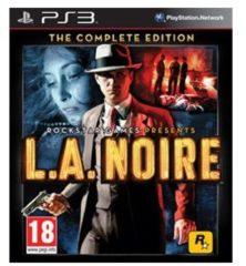 Rockstar L.A. Noire - Complete Edition