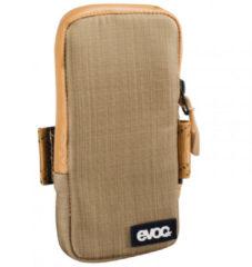 Gouden Evoc - Phone Case 0,3L - Beschermhoes maat 0,2 l - XL, heather gold