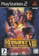 Koei Romance of Three Kingdoms 8
