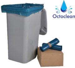 Handigschoonmaken.nl Containerzak blauw - 240 liter - blauw - 100 zakken
