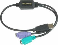 Zwarte Datalogic ADP-203 Wedge to USB Adapter