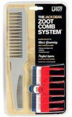 Grijze Jack Dean - The Zoot Comb System