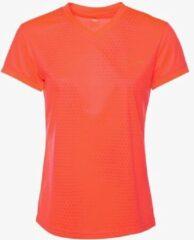 Dutch Pro Dutchy Pro dames voetbal T-shirt - Roze - Maat S