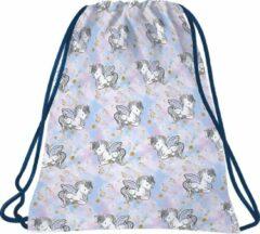 BackUP Gymbag Unicorn - 45 x 35 cm - Polyester