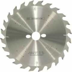 Stehle handcirkelzaagblad HW160x2 2/1 6x20 Z 24WS 1