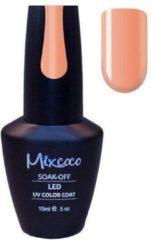 Oranje Gellak Mixcoco # 017 Beige Chique - Gel nagellak