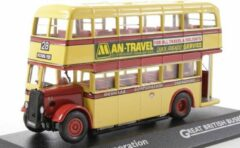 Corgi Edition Atlas - AEC Regent - Douglas Corporation - Dubbel Dekker - Engelse stadsbus 1:76