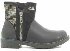 Zwarte Laarzen Lulu LL110016S
