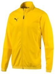 Trainigsjacke Liga Trainig Jacket mit dryCELL Technologie 655687-01 Puma Cyber Yellow-Puma Black