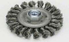 Blauwe Osborn Pro Osborn Rondborstel D115 M14 plat 12 mm 0402631151