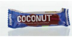 Bonvita Bonbarr Choco Cocosbar Melk Bio (40g)