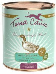 Terra Canis Grainfree - Eend - 6 x 800 gram