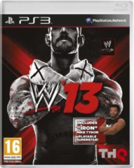 THQ WWE 13 - Mike Tyson edition