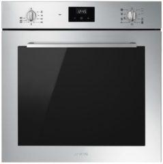 Smeg SF6400TVX inbouw oven met vapor Clean reiniging