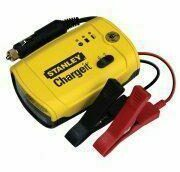Stanley Acculader 6 En 12 Volt - Type Bc-209e - Snelle Laadtechnologie