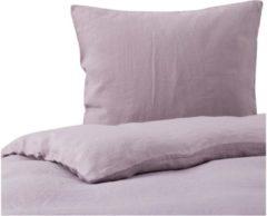 Passion for Linen Passion for Linnen dekbedovertrek Maxime lilac - lits jumeaux XL (260x200/220 cm incl. 2 slopen)