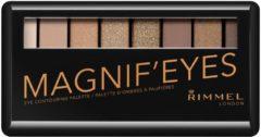 Gouden Rimmel London Rimmel Magnif'Eyes Eye Oogschaduw Palette - 001 Keep Calm & Wear Gold