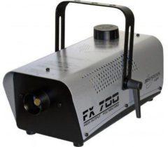 Grijze JB Systems JBSystems FX-700 - Rookmachine