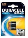 Duracell Ultra M3 CR2 - Kamerabatterie 2 Stück CR2 Li DUR030480