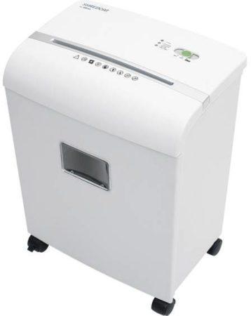 Afbeelding van Ideal SHREDCAT 8260 CC Papierversnipperaar Cross cut 4 x 40 mm 18 l Aantal bladen (max.): 8 Veiligheidsniveau 4 Ook geschikt voor Paperclips, Nietjes
